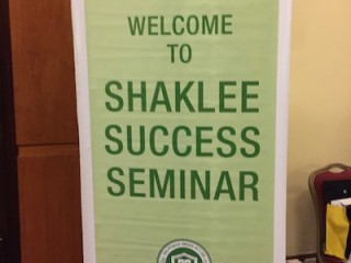 Shaklee Success Seminar 2015 Marriott Putrajaya