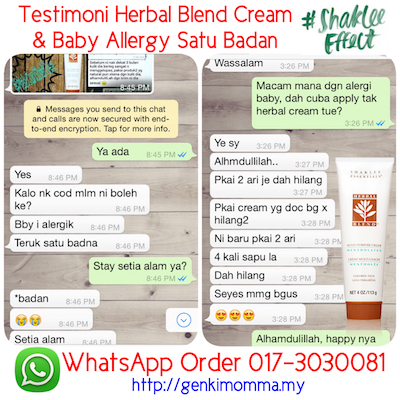 herbal-cream-shaklee-testimoni-alergi-baby