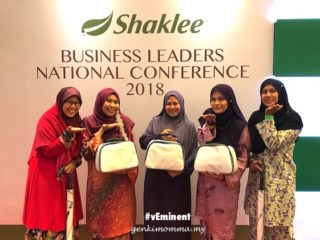 Kemeriahan Shaklee Business Leaders National Conference 2018